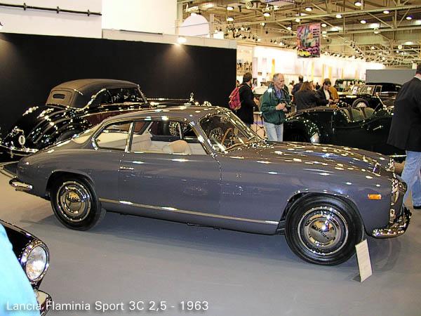 1963 Lancia Flaminia 2.8