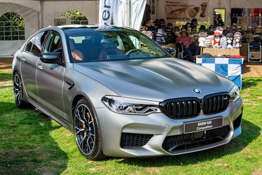 BMW M5 Competition 2018 fr3q