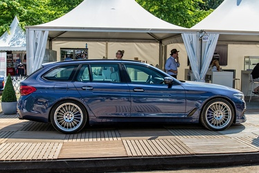 Alpina BMW B5 BiTurbo Touring G31 2018 side
