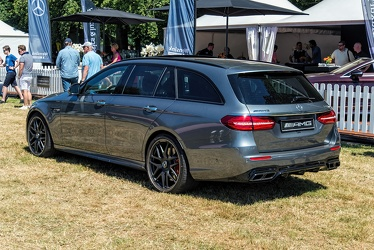 AMG Mercedes E 63 S S213 estate 2018 r3q
