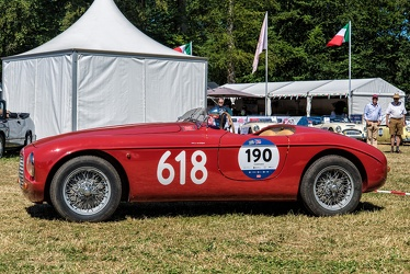 Gilco 1100 Sport barchetta by Fontana 1950 side