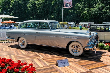 Rolls Royce Silver Wraith limousine by Vignale 1954 side