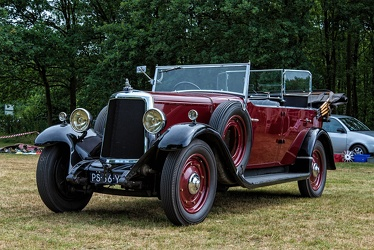 Armstrong Siddeley 20 HP Long tourer 1930 fl3q