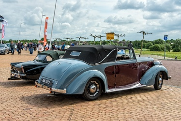 Daimler DB18 Consort foursome DHC by Barker 1950 r3q