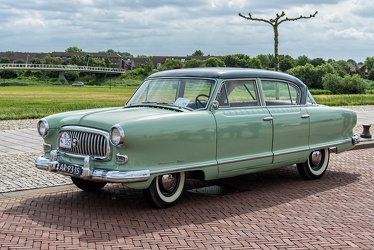 Nash Statesman Super 4-door sedan 1953 fl3q