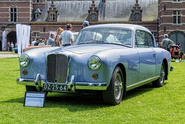 Alvis TC108/G FHC by Willowbrook 1956 fl3q