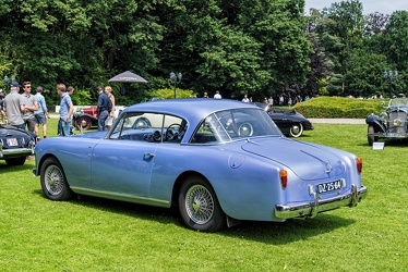 Alvis TC108/G FHC by Willowbrook 1956 r3q