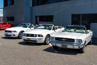 Ford Mustang S1+S5 convertible coupe 1965-2005-2010 fl3q
