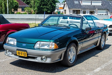Ford Mustang S3 GT 5.0 convertible coupe 1992 fl3q