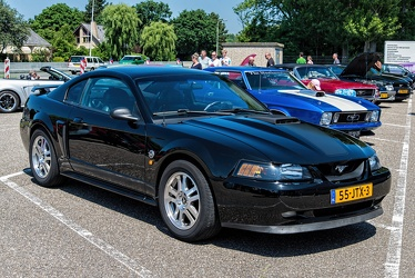Ford Mustang S4 Mach 1 2004 fr3q