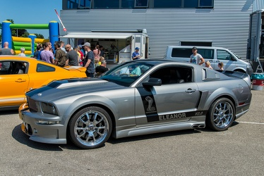 Ford Mustang S5 fastback coupe modified Eleanor V2.0 2008 fl3q