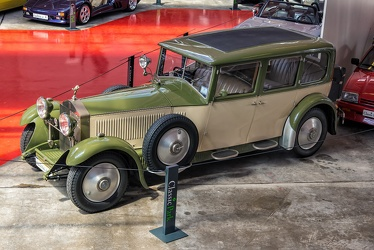 Rolls Royce Phantom II limousine by Connaught 1931 fl3q