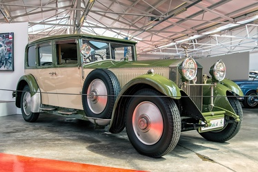 Rolls Royce Phantom II limousine by Connaught 1931 fr3q