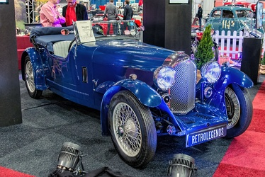 Marendaz Special 13/70 HP sports tourer 1933 fr3q