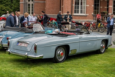 Gregoire Sport LWB cabriolet by Chapron 1958 r3q