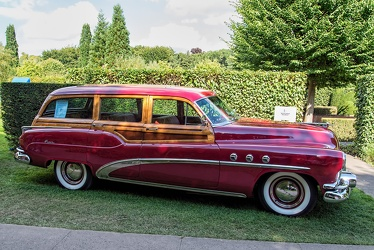Buick Super wagon 1952 side