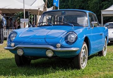 Alpine A108 2+2 by Chappe & Gessalin 1961 fl3q
