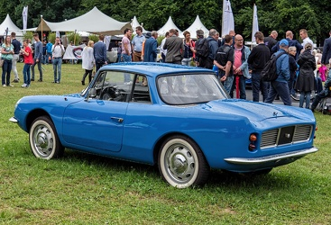 Alpine A108 2+2 by Chappe & Gessalin 1961 r3q
