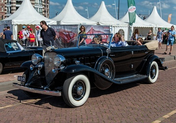 Cadillac Series 355 B V8 all weather phaeton by Fisher 1932 fl3q