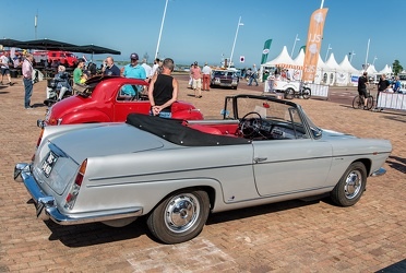 Fiat 2100 Lusso cabriolet by Viotti 1960 r3q