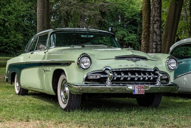DeSoto Firedome Special hardtop coupe 1955 fr3q
