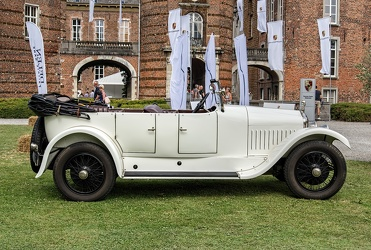 Minerva AG 16 CV tourer by Kellow-Falkiner 1925 side