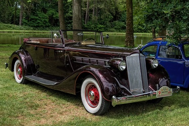 Packard 1401 Eight convertible victoria 1936 fr3q