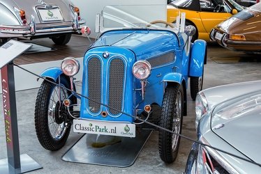 BMW 3/15 PS DA 2 Sport 600 roadster by Ihle 1929 front