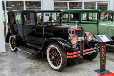 Franklin Airman Series 12-A 4-door sedan 1928 fr3q