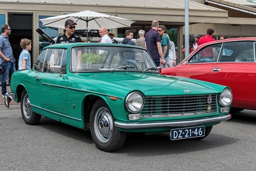 Innocenti C coupe by Ghia 1968 fr3q