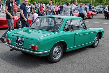 Innocenti C coupe by Ghia 1968 r3q