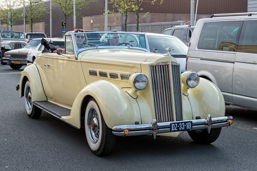 Packard 120-C Eight convertible coupe 1937 fr3q