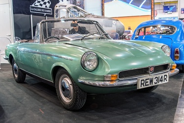 MG B EX234 roadster by Pininfarina 1965 fr3q