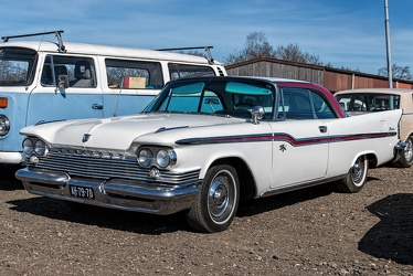 Chrysler Windsor hardtop coupe 1959 fl3q
