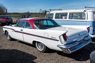 Chrysler Windsor hardtop coupe 1959 r3q