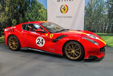 Ferrari F12tdf 2016 side