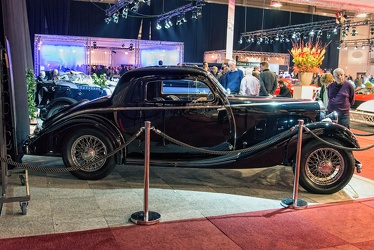 Delage D6-11 S coupe by Brandone 1935 side