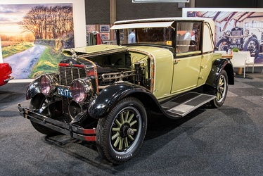 Franklin Series 11-A coupe rumble seat 1926 fl3q