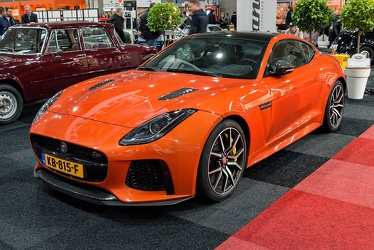 Jaguar F-Type SVR coupe 2016 fl3q