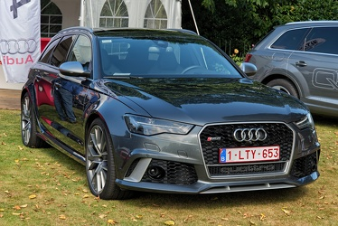 Audi RS6 Avant Dynamic Edition 2016 fr3q