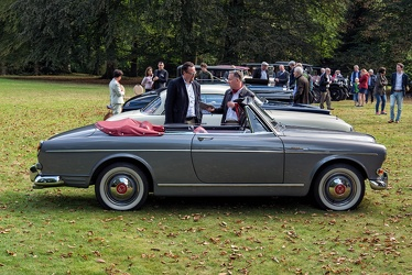 Volvo P130 122 S Amazon cabriolet by Jacques Coune 1963 side