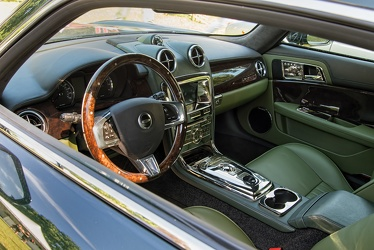 David Brown Speedback GT 2016 interior