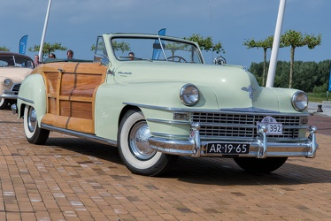 Chrysler Town & Country convertible coupe 1947 fr3q