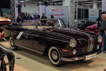 BMW 502 3200 S 4-door cabriolet by Autenrieth 1960 fr3q