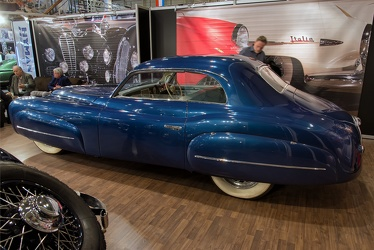 Delahaye 135M coupe by Ghia 1949 side