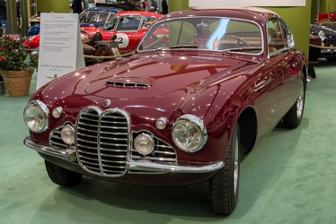 Maserati A6G 2000 GS berlinetta by Frua 1952 fl3q