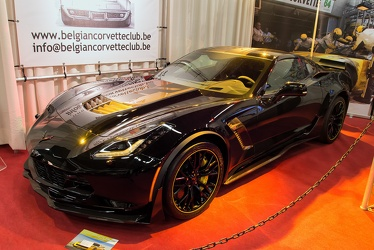 Chevrolet Corvette C7 Z06 R Edition 2016 fl3q