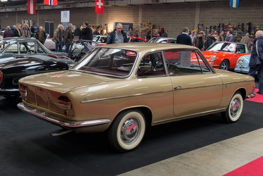 Fiat 1500 Sportinia coupe by Scioneri 1966 r3q