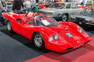 Abarth 2000 SE010 Group 5 sport spider 1970 fr3q