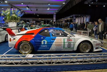 BMW M1 Procar Group 4 1979 side